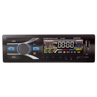 Everton RT-3002 USB-SD-FM Oto Teyp